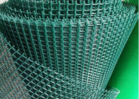 China UV Treated Green Plastic Garden Netting , 280-430 g/m2 Plastic Safety Fence factory