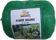 China Garden Vegetable Protection Netting , PE / PP Knot Weave Garden Fruit Netting company