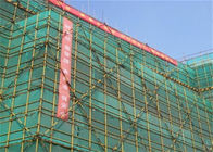 China Plastic PE Material Construction Safety Netting Using for Building Protection company