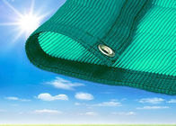 High Reliable Green Garden Sun Shade Net / Hdpe Shade Fabric For Greenhouse
