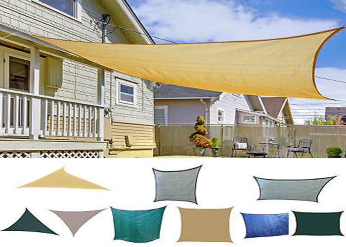 Reinforced Webbing Patio Shade Cover